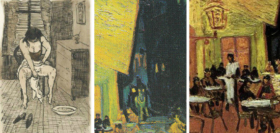 vincent van gogh may have hidden the last supper within