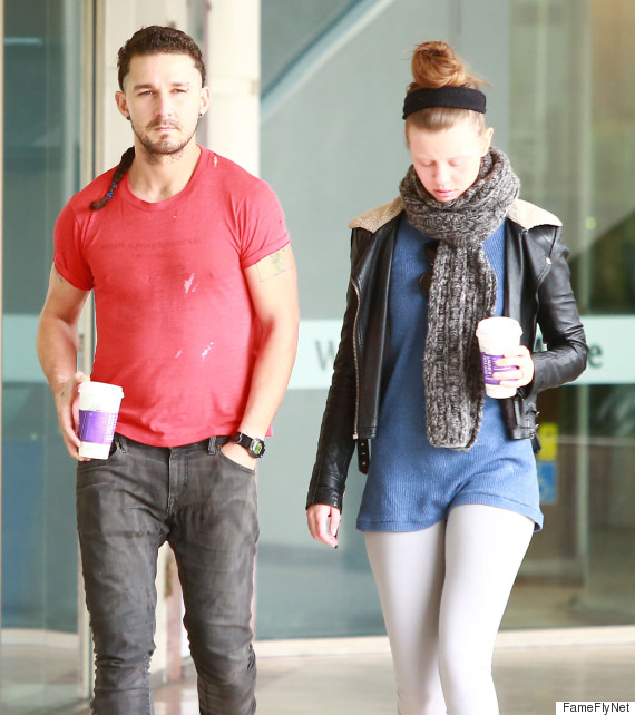 Shia Labeouf Has A Rattail Everybody Huffpost