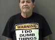Man Arrested On 9th DWI Charge Wears Unsurprising T-Shirt