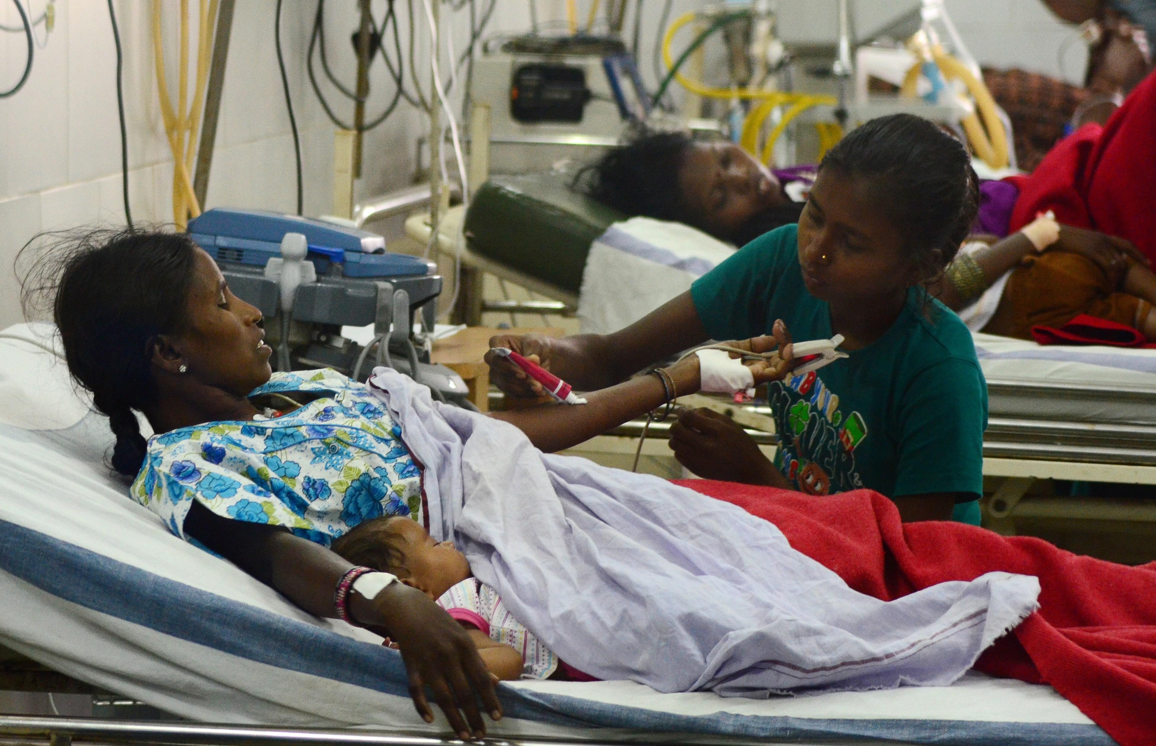 india health poor
