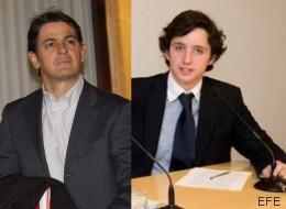 El extraño encuentro entre el 'pequeño Nicolás' y Oriol Pujol