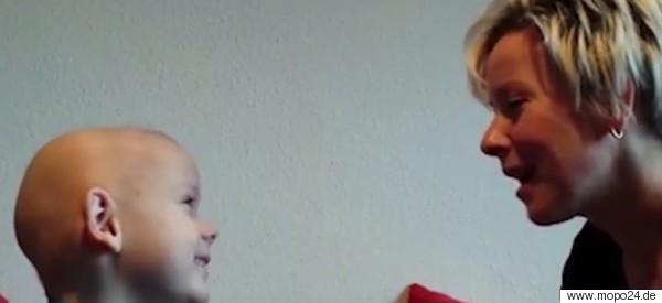 Dieser Junge erfährt, dass er seinen Arm verlieren wird. Seine Reaktion geht unter die Haut