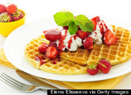 11 Waffle Toppings To Brighten Your Breakfast
