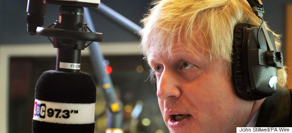 Boris In Heated Argument With Cage Director