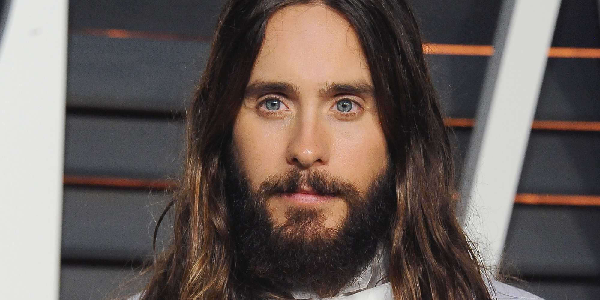 Jared Leto Cuts Off His Lustrous Long Locks As Shia LaBeouf Debuts ...