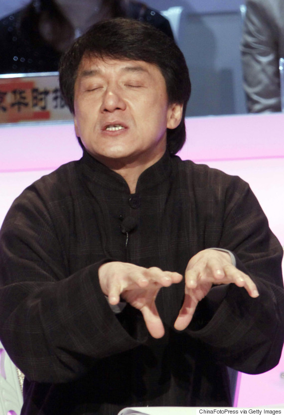 jackie chan funny