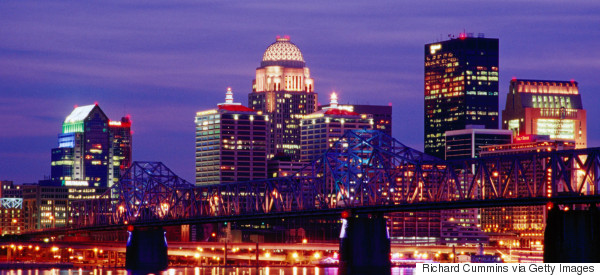 Now We Know Why Louisville, Kentucky Has Smelled Like Mildew For A Week