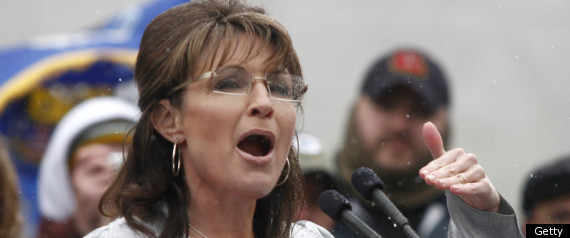 SARAH PALIN WISCONSIN RALLY