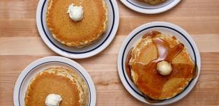 Score Free Pancakes At IHOP Today