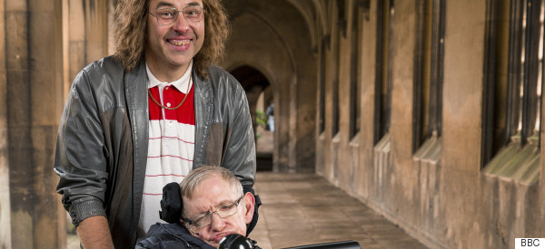 Stephen Hawking? Yeah, I Know
