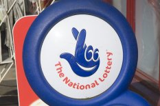 National Lottery sign | Pic: Getty