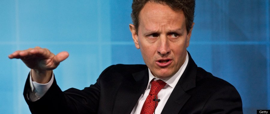 Tim Geithner Says Republicans See Need To Raise Debt Limit
