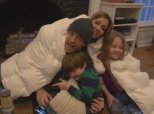 Family Parodies Zac Brown Band In Nod To Winter Unpreparedness