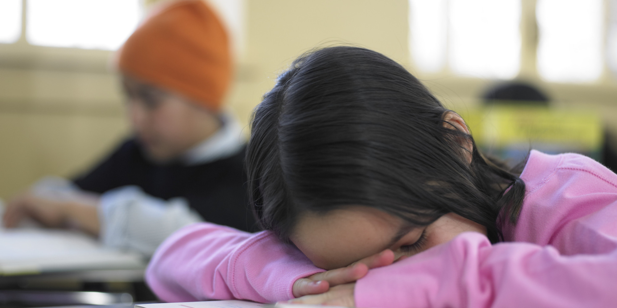 A Whopping 76% Of Teachers Say Kids Come To School Hungry ...