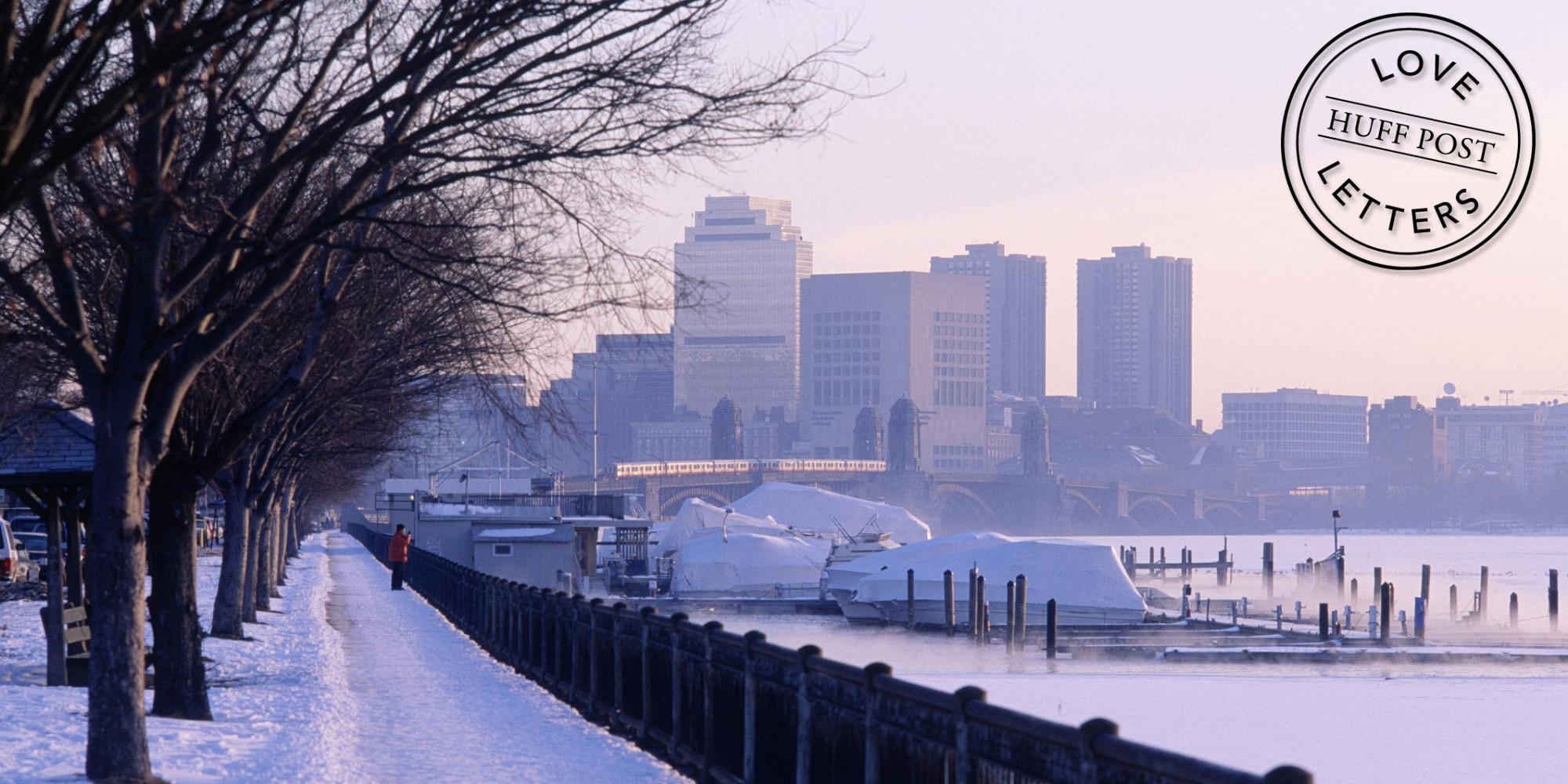 Love Letters: Boston | Huffington Post