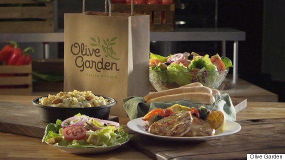buy one take one - Olive Garden Bellingham