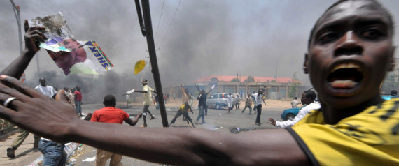 Nigeria Election Violence