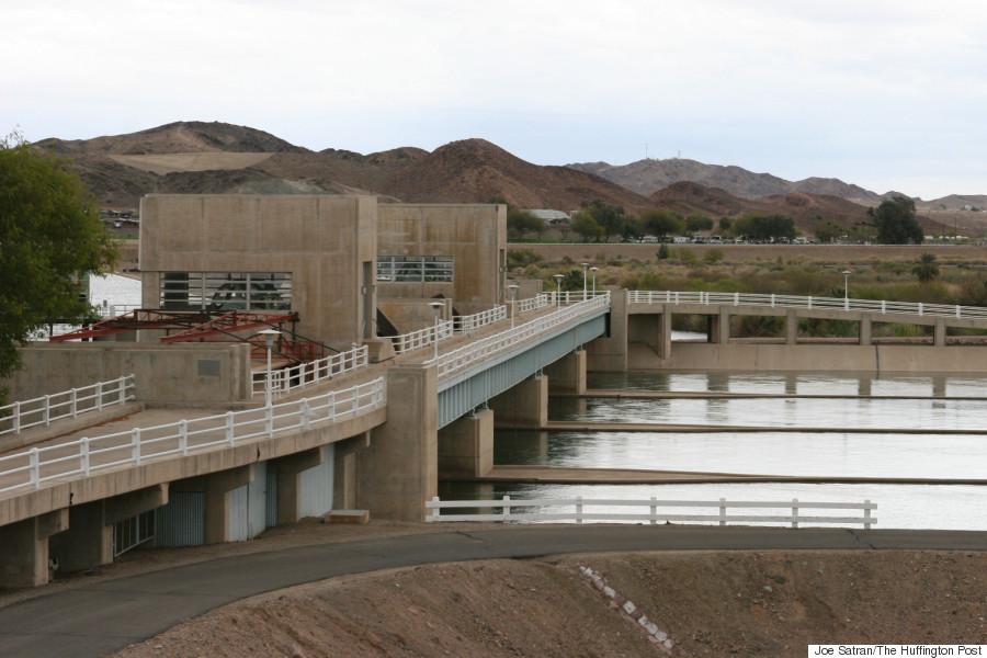 imperial dam
