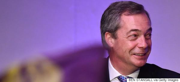 Farage Dumps Ukip's Immigration Target 'Live On Air'
