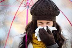 Erkältung oder Grippe?| Bild: Shutterstock/Dirima