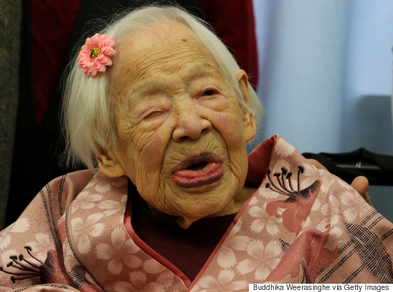 worlds oldest person