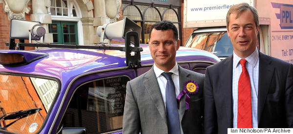 Ukip Migration Spokesman Shoots Down Farage's Ban On Terminally Ill Migrants