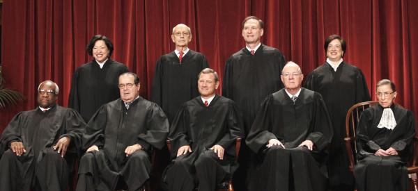 supreme court justice portrait