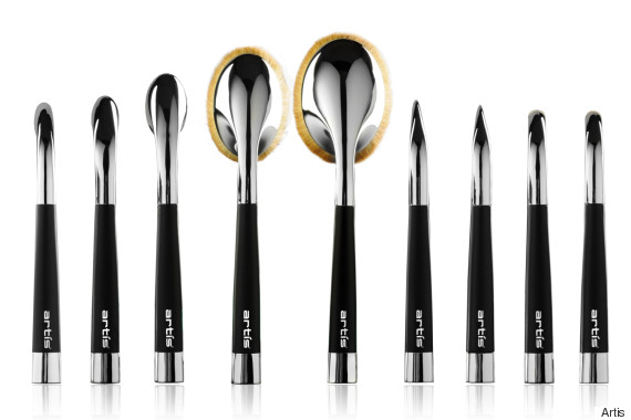 artis fluenta brushes