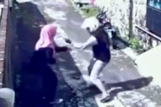 Mugging incident | Pic: YouTube