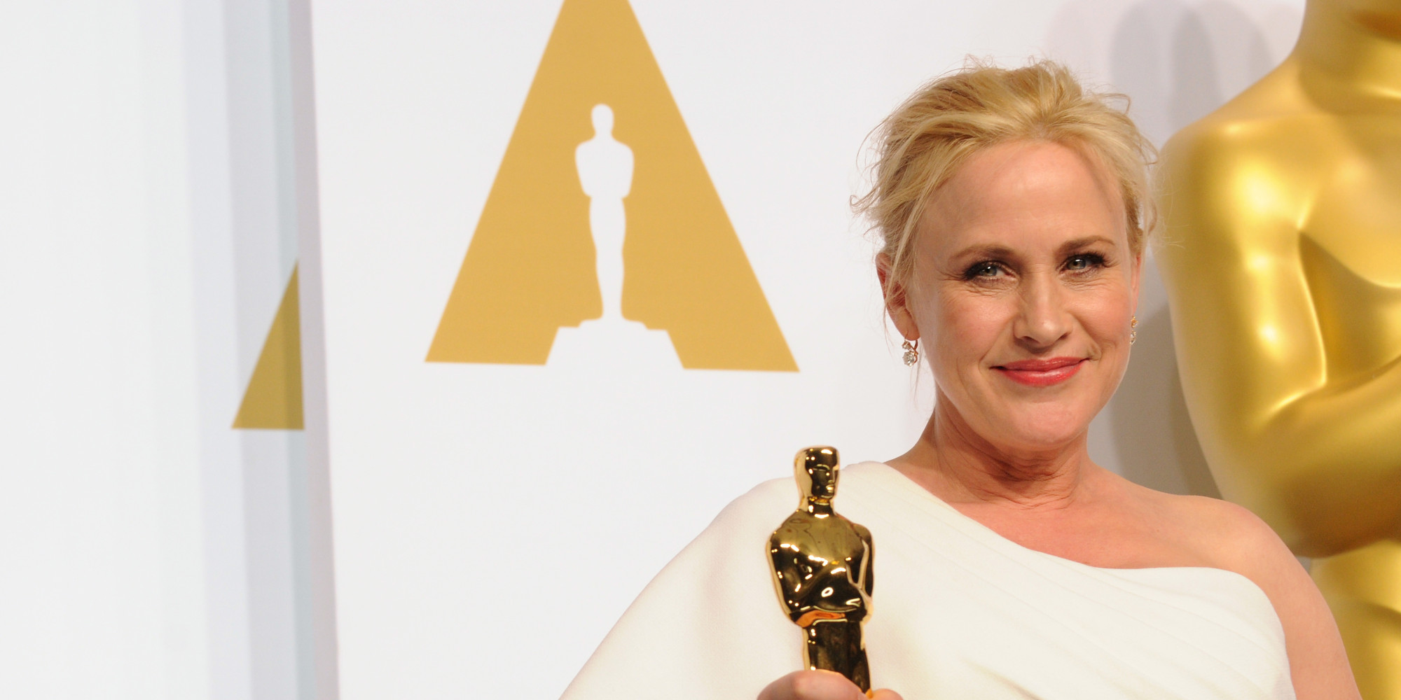 Patricia Arquette Clarifies Oscar Night Comments | HuffPost
