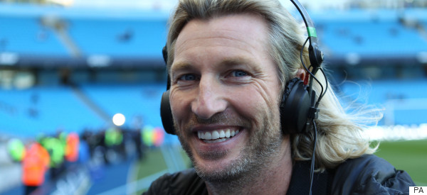 WISE WORDS: Robbie Savage On Ponytails And Dealing With Disappointment