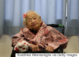 World's Oldest Woman Misao Okawa Says Turning 117 Is No Big Deal