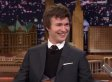 Ansel Elgort's Mom Pulled The Ultimate Mom Move