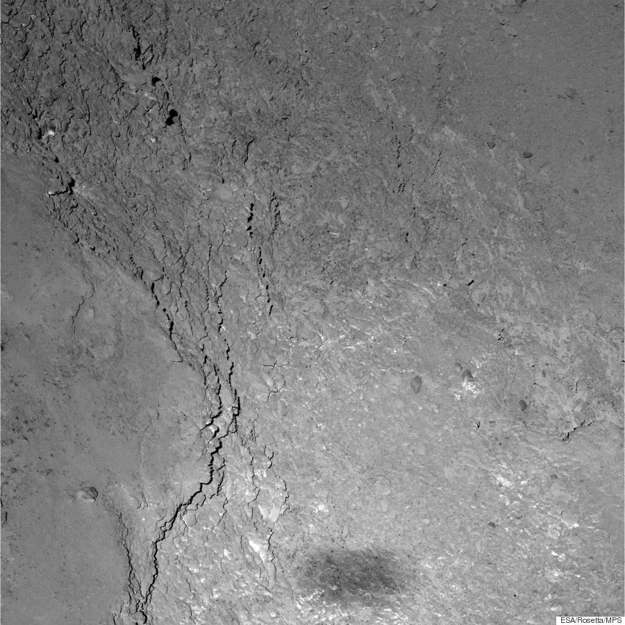 rosetta shadow