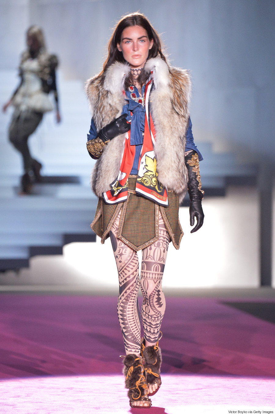 Canadian Design Duo Dsquared2 Slammed For 'Dsquaw' Collection