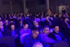 Audience members | Pic Twitter