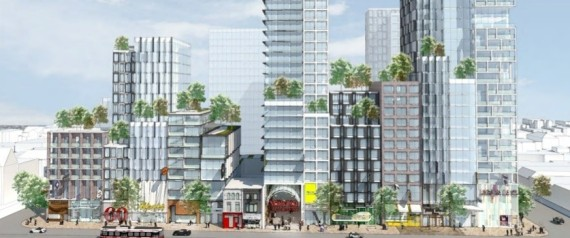 Honest Ed S Site Plans May Have Surprised Ed Mirvish