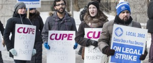 University Of Toronto Strike