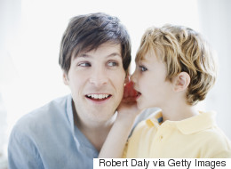 Don't Tell Your Father, Don't Tell Your Mother: A Major Mistake in Co-Parenting