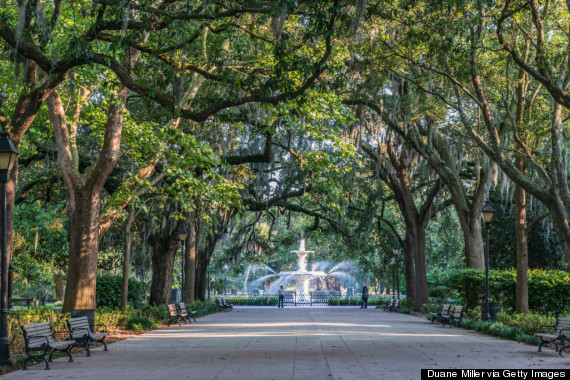 The 9 Most Romantic Cities In The South Traveling