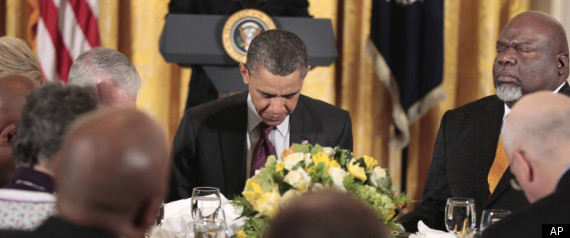 Obama Easter Prayer Breakfast