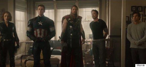 Porque ustedes lo pidieron, el nuevo tráiler de 'Avengers: Age of Ultron'