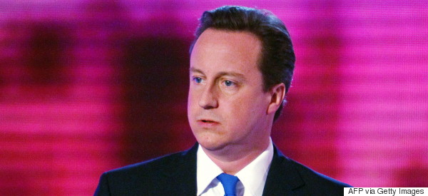 Cameron Squirms Out Of All But On TV Debate