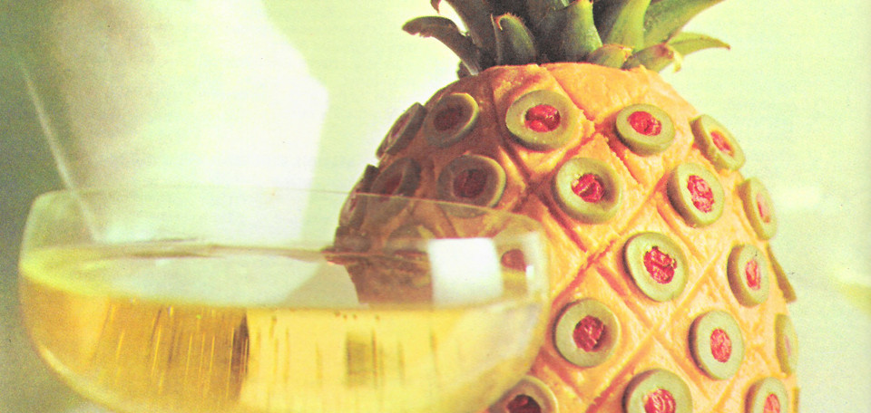 Cocktail Party Name Ideas Part - 41: Pineapple