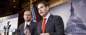 Mike Lee Marco Rubio