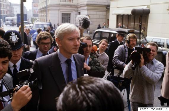 Harvey Proctor, Former MP, Says Child Abuse Claims Are 'Kafka-Esque Fantasy'