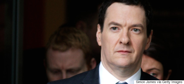 Osborne's Big Budget Giveaway Has Labour On Edge
