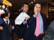 US Ambassador Slashed In Face By Screaming Knifeman
