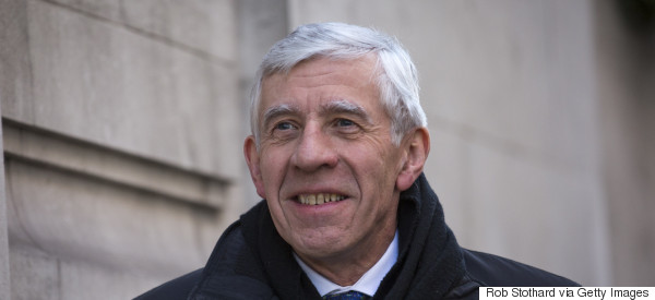 Jack Straw Says Newspaper 'Agenda' Has Damaged Reputation Of MPs