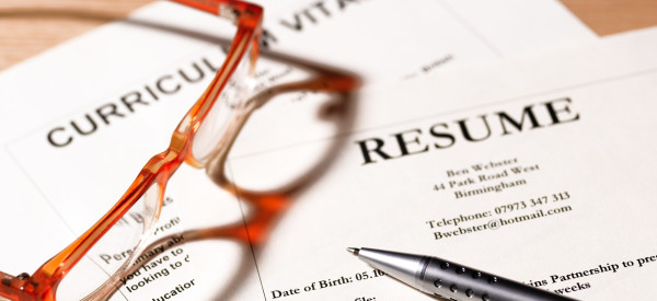 Your CV May Be Holding You Back, Here's How To Fix It